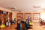 Слухачі Центру допрофесійної освіти на заняттях з математики з викладачем Бондар О. В.