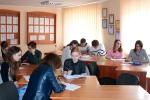 Слухачі Центру допрофесійної освіти на заняттях по підготовці до ЗНО.